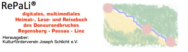 Digitales Heimatbuch und Reiseführer des Donaurandbruches